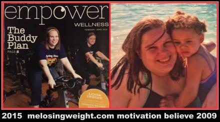Believe 2015 Weight Loss Motivation